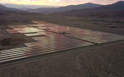 Glenfarne Group and Partners Group Secure Financing for EnfraGen's Chilean Renewable Energy Growth